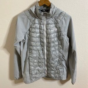 The North Face Thermoball Hybrid Hooded Jacket